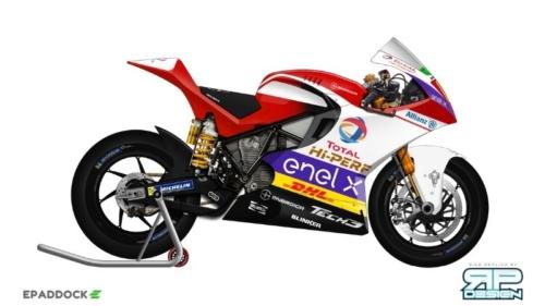 Tech3 E-Racing