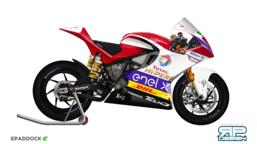 Tech3 - Tulovic MotoE 2020